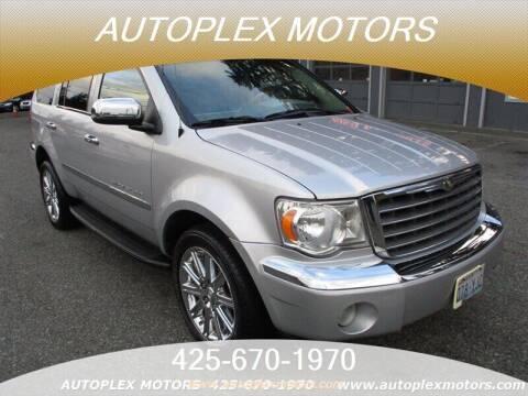 2007 Chrysler Aspen for sale at Autoplex Motors in Lynnwood WA