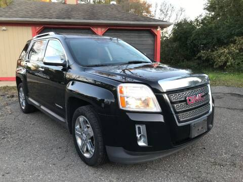 2013 GMC Terrain for sale at Ultimate Motors in Port Monmouth NJ