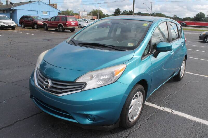 2015 Nissan Versa Note for sale at Drive Now Auto Sales in Norfolk VA