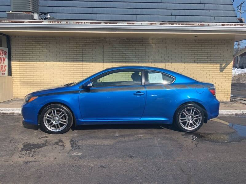 2010 Scion tC for sale at First Choice Auto Sales in Rock Island IL