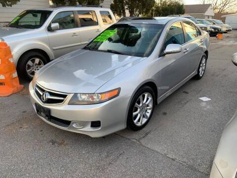 2007 Acura TSX for sale at DARS AUTO LLC in Schenectady NY