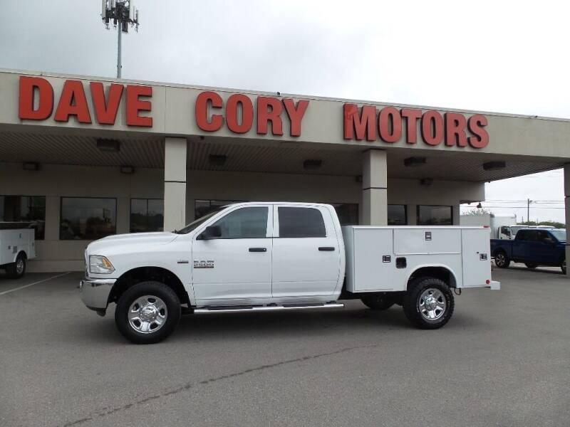 2016 RAM Ram Pickup 2500 for sale at DAVE CORY MOTORS in Houston TX