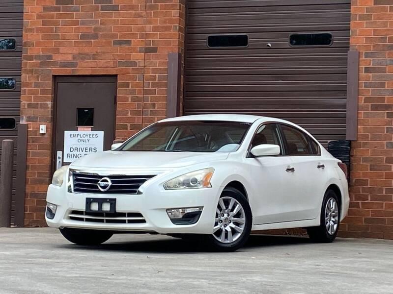 2014 Nissan Altima for sale at Universal Cars in Marietta GA