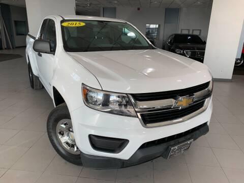 2015 Chevrolet Colorado for sale at Auto Mall of Springfield in Springfield IL