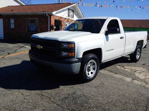 2015 Chevrolet Silverado 1500 for sale at L&M Auto Import in Gastonia NC