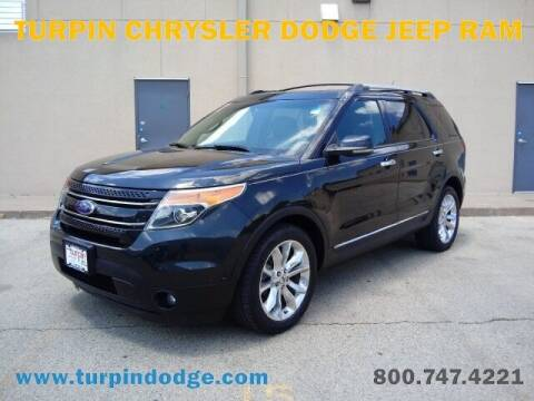 2011 Ford Explorer for sale at Turpin Dodge Chrysler Jeep Ram in Dubuque IA
