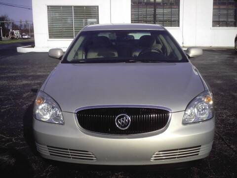 2007 Buick Lucerne for sale at STAPLEFORD'S SALES & SERVICE in Saint Georges DE