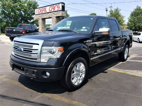 2014 Ford F-150 for sale at I-DEAL CARS in Camp Hill PA