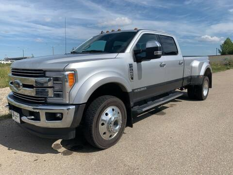 2019 Ford F-450 Super Duty for sale at Truck Buyers in Magrath AB