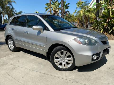 2010 Acura RDX for sale at Luxury Auto Lounge in Costa Mesa CA
