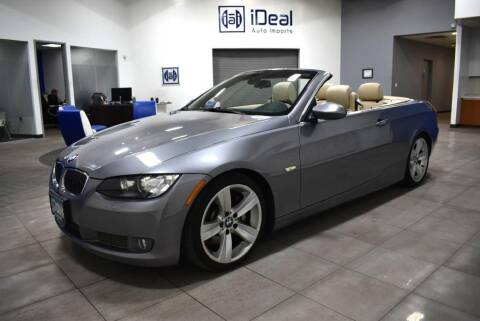 2007 BMW 3 Series for sale at iDeal Auto Imports in Eden Prairie MN