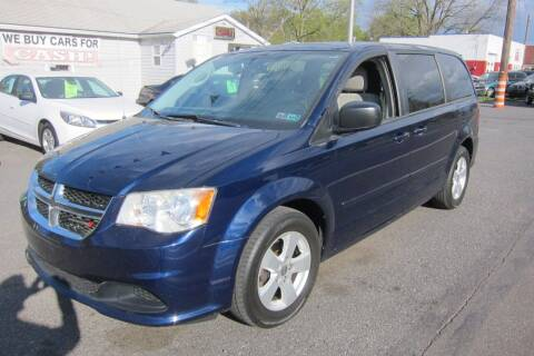 2013 Dodge Grand Caravan for sale at K & R Auto Sales,Inc in Quakertown PA