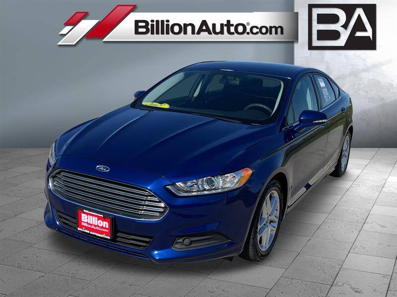 2013 Ford Fusion for sale in Iowa City, IA