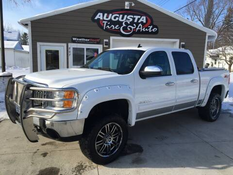 2010 GMC Sierra 1500 for sale at Augusta Tire & Auto in Augusta WI