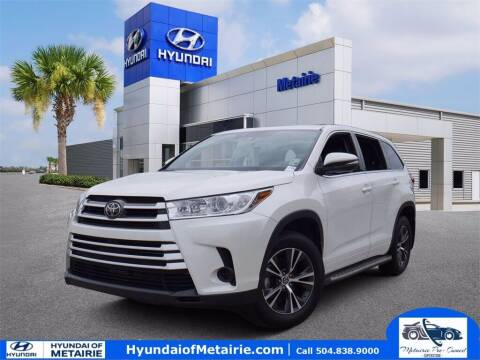 2018 Toyota Highlander for sale at Metairie Preowned Superstore in Metairie LA