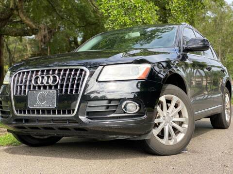 2016 Audi Q5 for sale at HIGH PERFORMANCE MOTORS in Hollywood FL