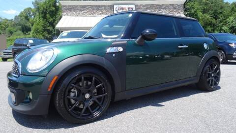 2011 MINI Cooper for sale at Driven Pre-Owned in Lenoir NC