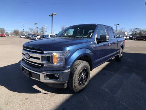 2018 Ford F-150 for sale at Spuds City Auto in Murfreesboro TN