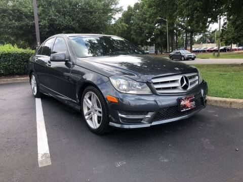 2013 Mercedes-Benz C-Class for sale at Mike's Auto Sales INC in Chesapeake VA