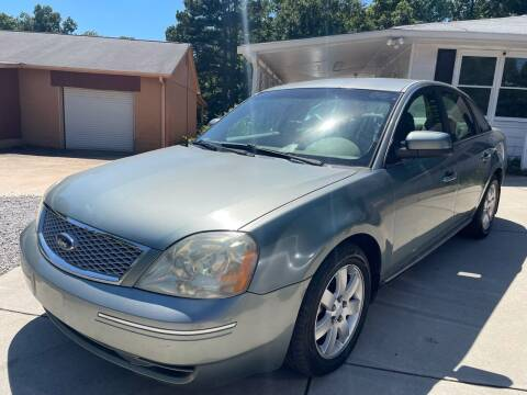 2007 Ford Five Hundred for sale at Efficiency Auto Buyers in Milton GA