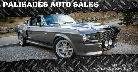 1967 Ford Mustang for sale at PALISADES AUTO SALES in Nyack NY