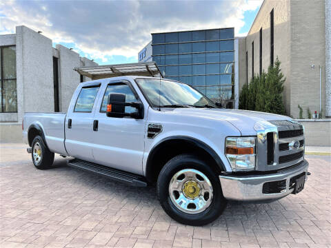 2008 Ford F-350 Super Duty for sale at Ultimate Motors in Port Monmouth NJ