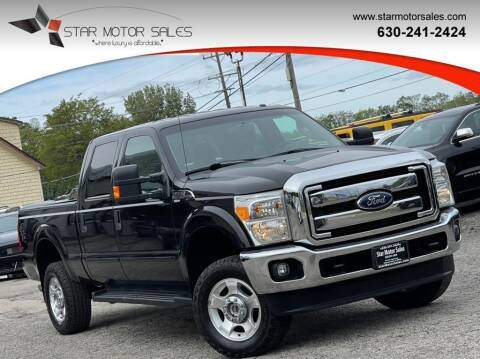 2014 Ford F-250 Super Duty for sale at Star Motor Sales in Downers Grove IL
