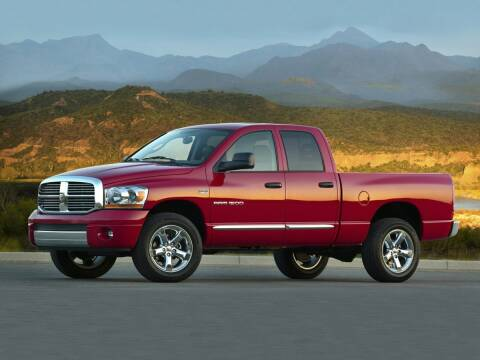 2007 Dodge Ram Pickup 2500 for sale at Sundance Chevrolet in Grand Ledge MI