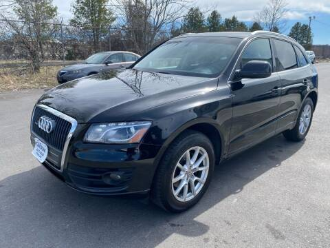 2011 Audi Q5 for sale at ANDONI AUTO SALES in Worcester MA