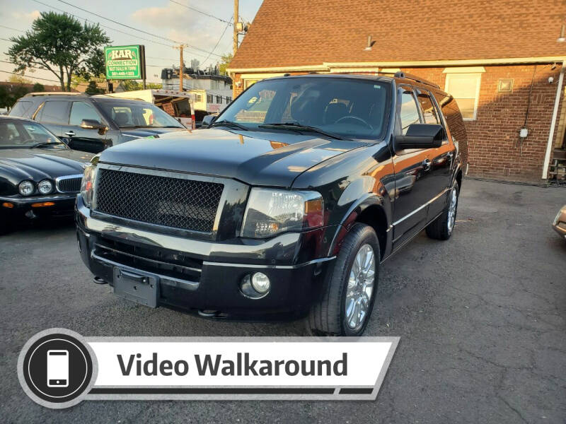 2014 Ford Expedition EL for sale at Kar Connection in Little Ferry NJ