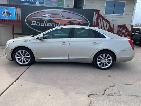 2013 Cadillac XTS for sale at Badlands Brokers in Rapid City SD
