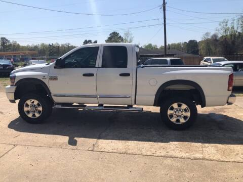 2006 Dodge Ram Pickup 2500 for sale at Dime A Dozen Auto Sales LLC in Raymond MS