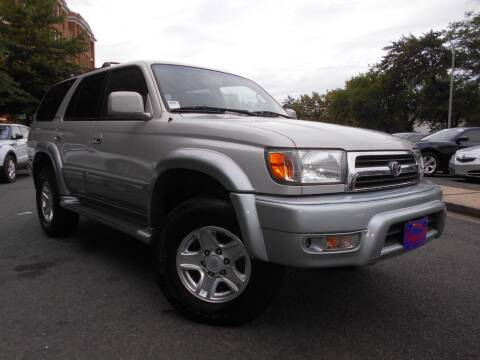 1999 Toyota 4Runner for sale at H & R Auto in Arlington VA
