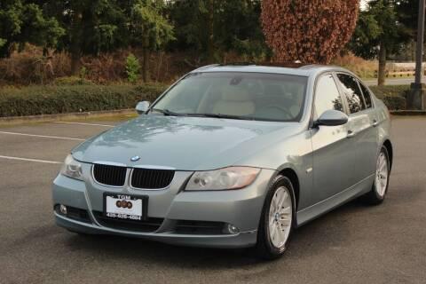 2007 BMW 3 Series for sale at Top Gear Motors in Lynnwood WA