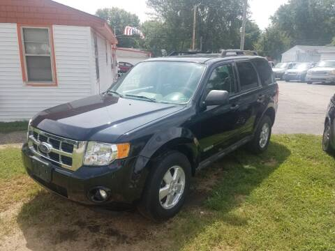 2008 Ford Escape for sale at Bakers Car Corral in Sedalia MO