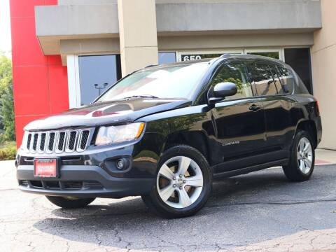 2012 Jeep Compass for sale at Schaumburg Pre Driven in Schaumburg IL