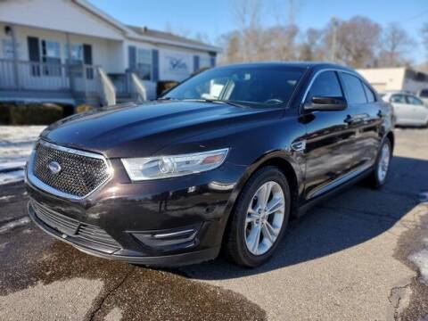 2014 Ford Taurus for sale at Paramount Motors in Taylor MI