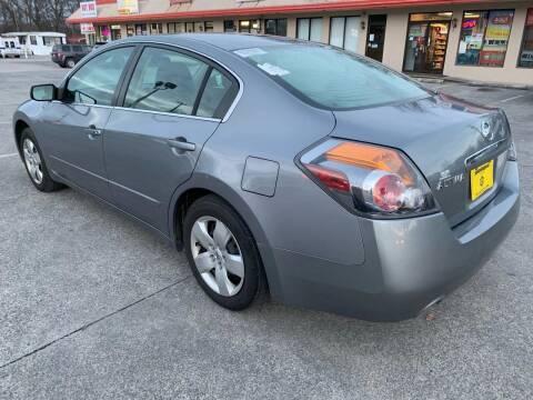 2007 Nissan Altima for sale at Diana Rico LLC in Dalton GA