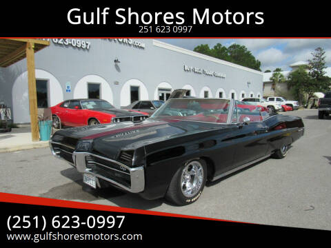1967 Pontiac Grand Prix for sale at Gulf Shores Motors in Gulf Shores AL
