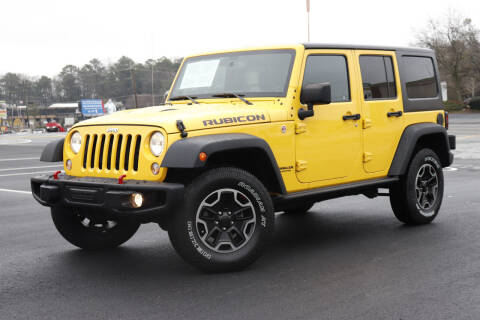 2015 Jeep Wrangler Unlimited for sale at Auto Guia in Chamblee GA