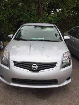 2012 Nissan Sentra for sale at All Star Auto Sales of Raleigh Inc. in Raleigh NC