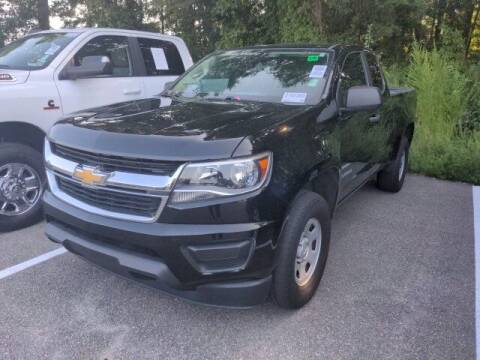 2017 Chevrolet Colorado for sale at Strosnider Chevrolet in Hopewell VA