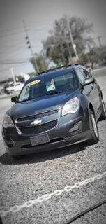 2013 Chevrolet Equinox for sale at Wallers Auto Sales LLC in Dover OH
