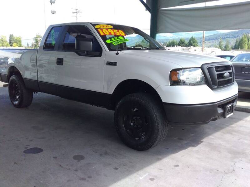2008 Ford F-150 for sale at Low Auto Sales in Sedro Woolley WA