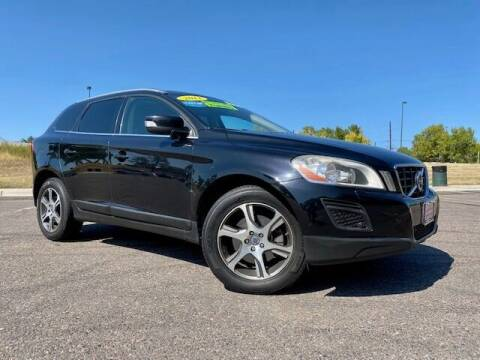 2012 Volvo XC60 for sale at UNITED Automotive in Denver CO