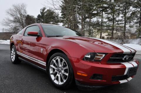 2010 Ford Mustang for sale at CAR TRADE in Slatington PA