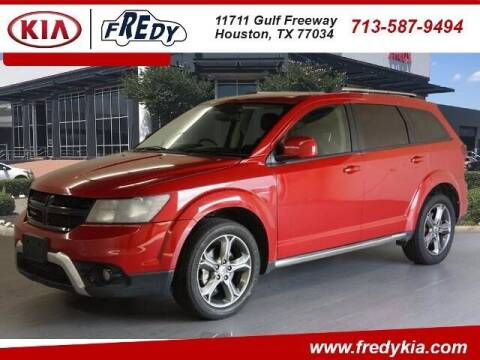 2018 Dodge Journey for sale at FREDY KIA USED CARS in Houston TX