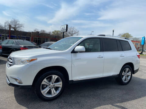 2013 Toyota Highlander for sale at BWK of Columbia in Columbia SC