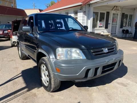 2000 Honda CR-V for sale at STS Automotive in Denver CO