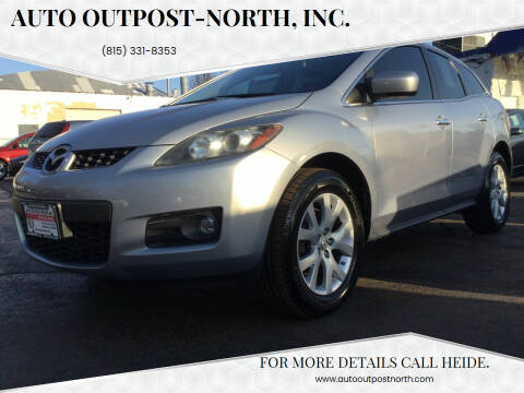 2008 Mazda CX-7 for sale at Auto Outpost-North, Inc. in McHenry IL